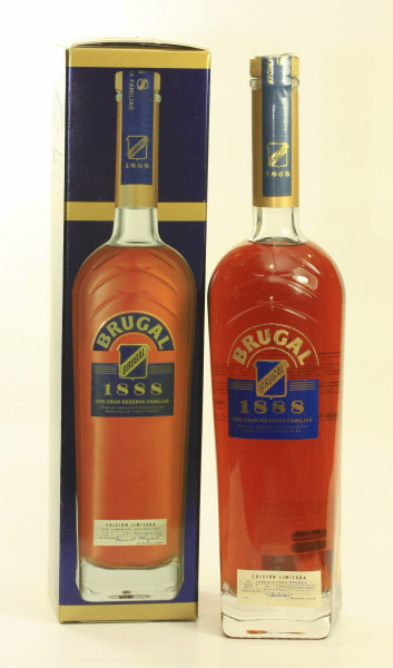 Brugal 1888 Rum aus der Dom. Republik