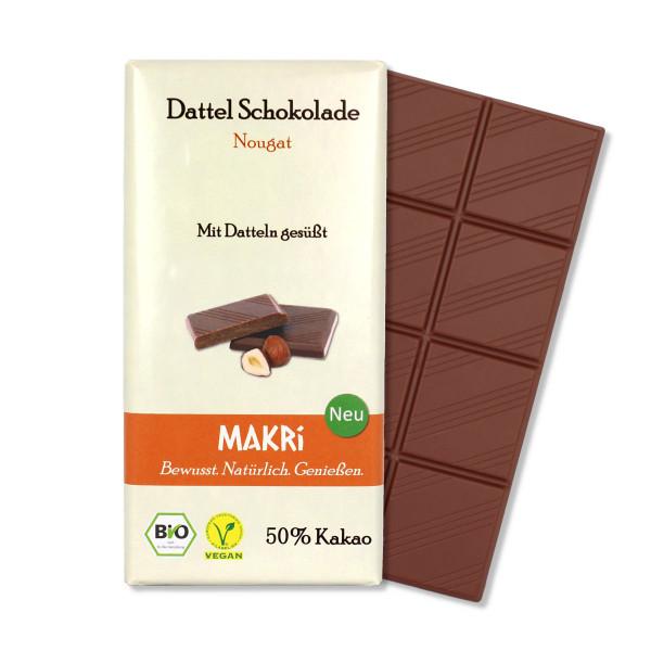 MAKI Dattel Schokolade Nougat