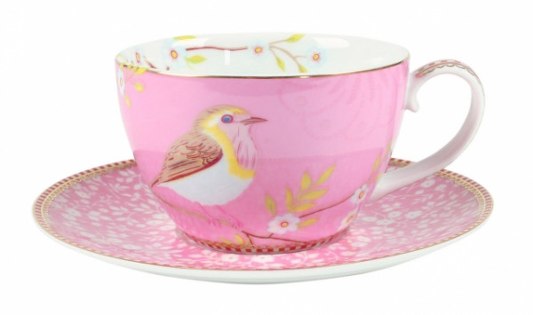 PIP Cappuccinotasse pink