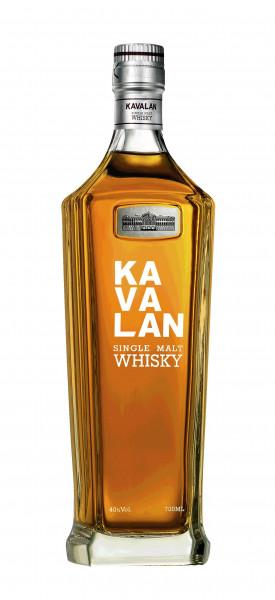 Kavalan Single Malt Whisky 40%