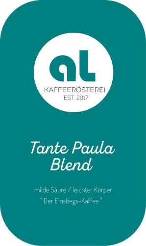 Tante Paula 250gr Kaffeebohnen