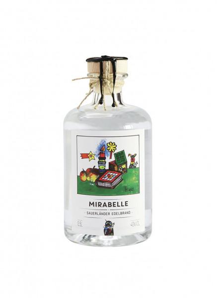 Mirabellen Brand Sauerländer Edelbrennerei