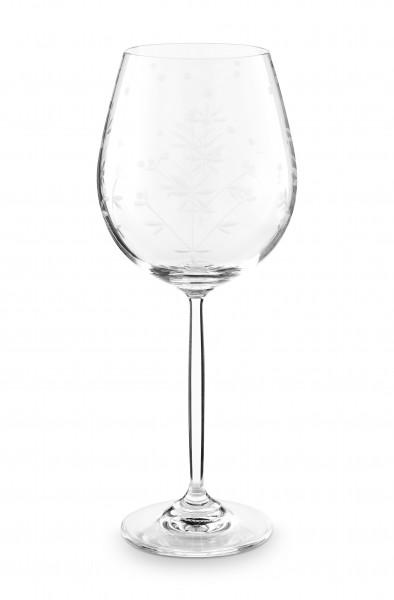 PIP Wein Glas Etching