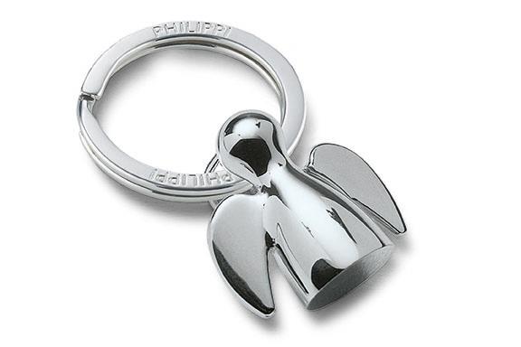 Angelo Schlüsselanhänger silber