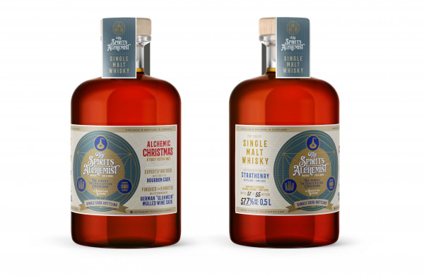 The Spirits Alchemist - Christmas Whisky