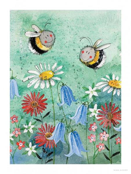 Alex Clark Bild Bienen&Blumen