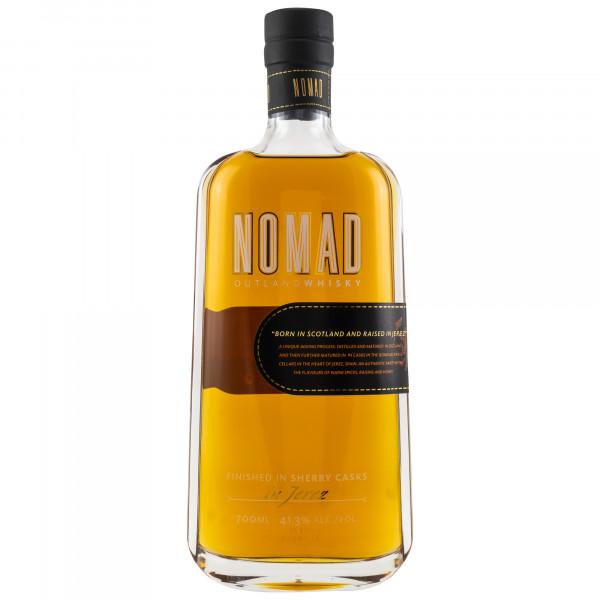 Nomad Single malt Scotch_Sherry Cask finish