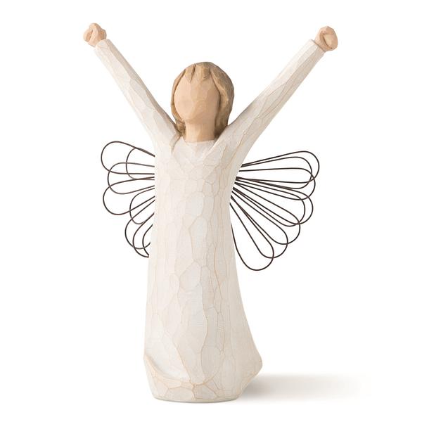 Figur Willow Tree Angel Courage - Engel des Mutes