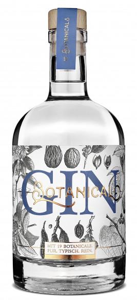 Gin 19 Botanicals
