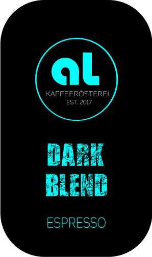 AL Dark Blend 250gr