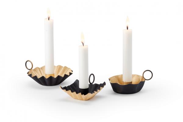 Omama Kerzenleuchter (Welle)