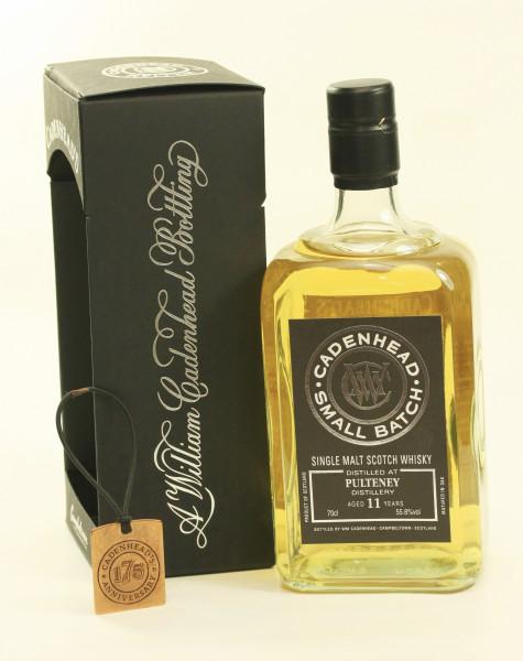 Pulteney Single Malt Whisky 11 y/o
