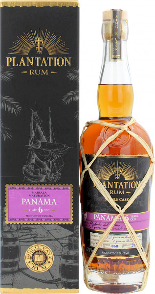 Plantation Panama Marsala